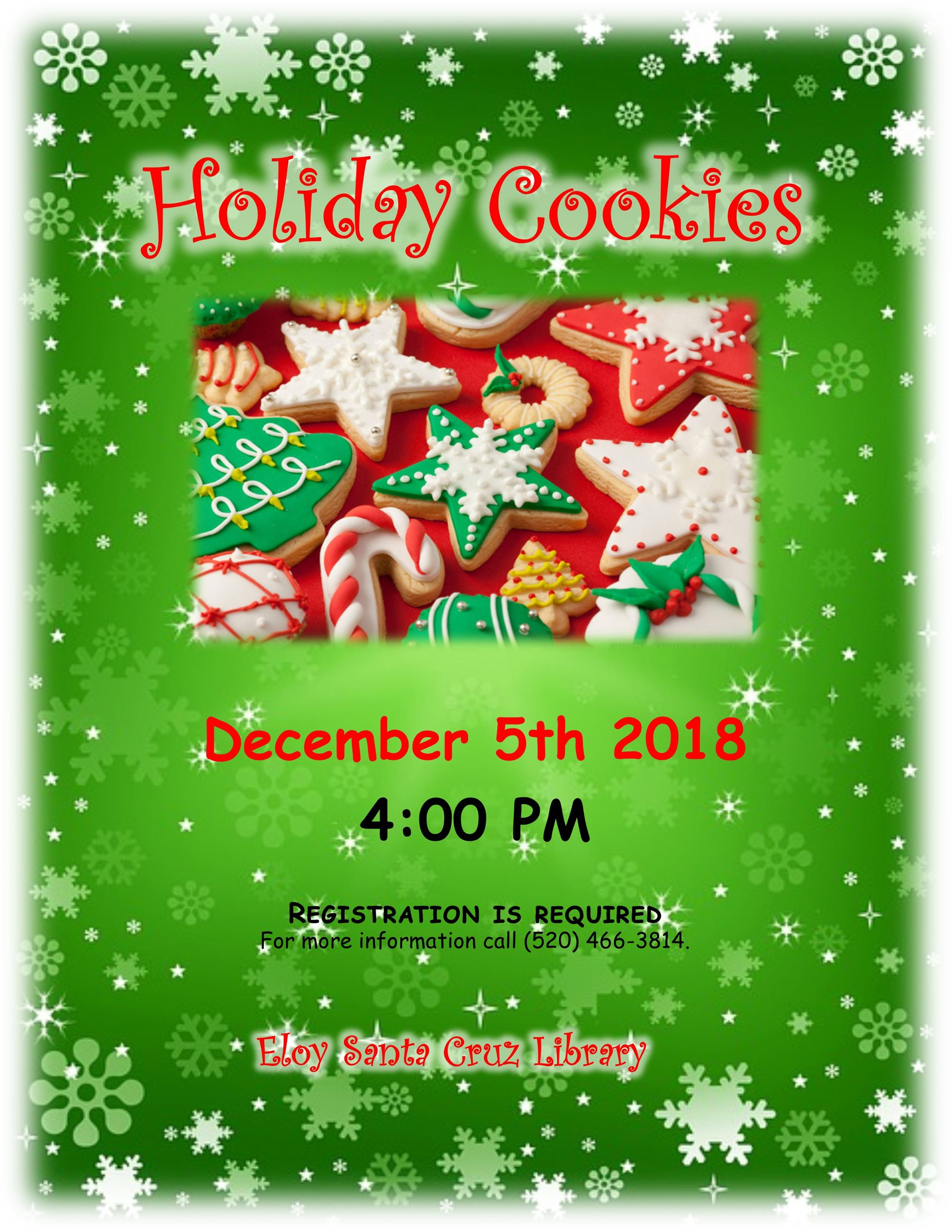 Cookies holiday