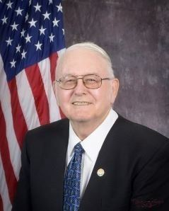 Portrait - Council Member J.W. Tidwell