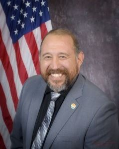 Portrait - Council Member Jose Garcia