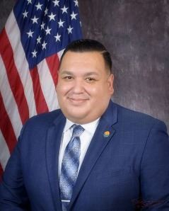 Portrait - Council Member Andrew Rodriguez