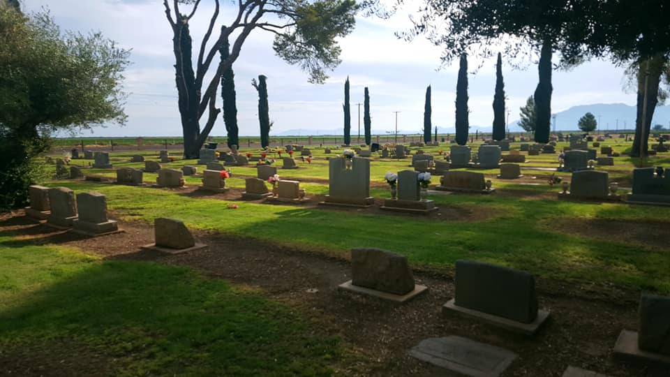 Picture of Eloy Memorial Park Cemetery